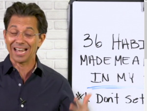 Millionaire Success Habits by Dean Graziosi Summary